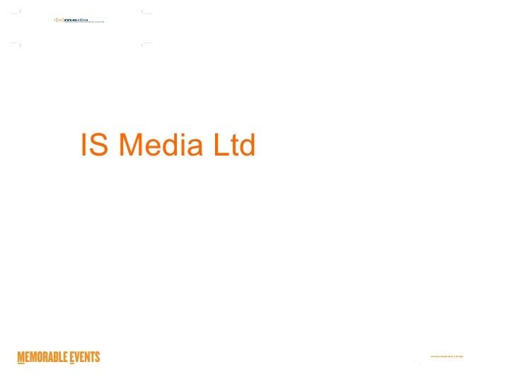 IS Media Ltd