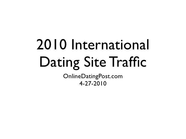 2010 International Dating Site Traffic     OnlineDatingPost.com          4-27-2010