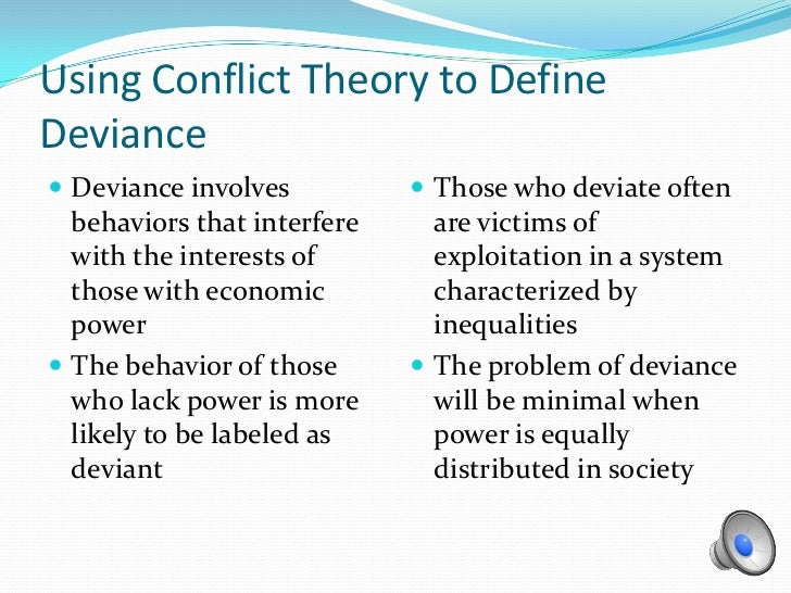 forms of deviance Workplace deviance may be viewed as a form of negative reciprocity a negative reciprocity orientation is the tendency for an individual to return negative treatment for negative treatment in other words.