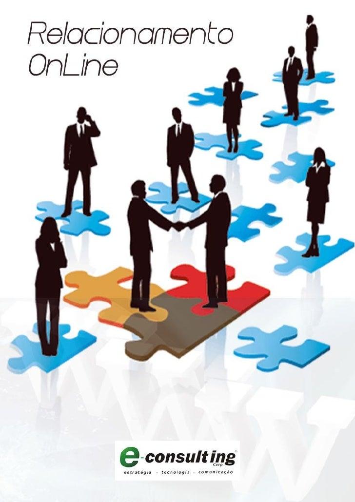 E-Book Relacionamento On Line E-Consulting Corp. 2010