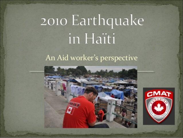 2010 earthquake haiti
