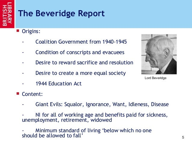 Beveridge Report
