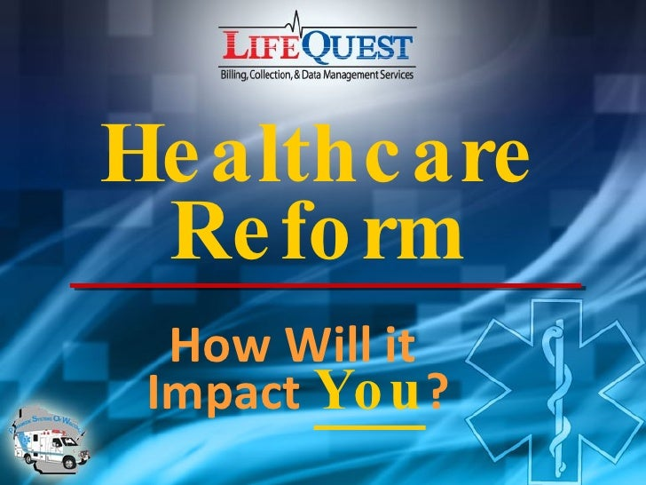 2010 PSOW Conference - Healthcare Reform