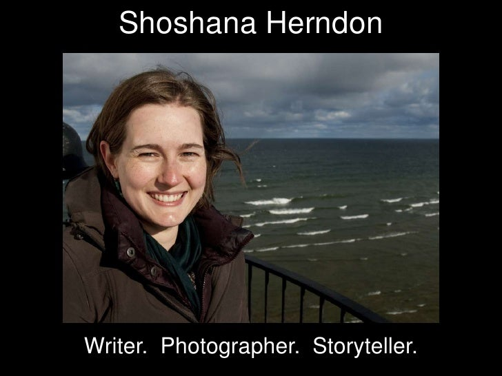 2010 Shoshana Herndon Resume