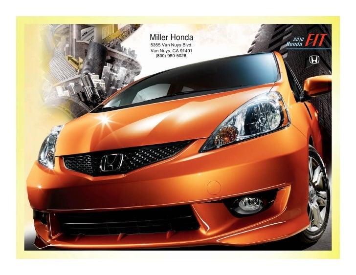 2010 Honda Fit Los Angeles
