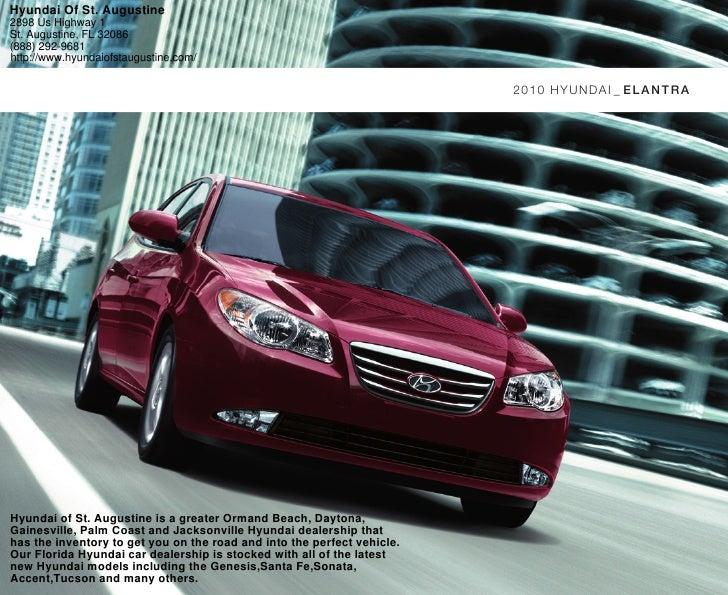 2010 Hyundai Elantra Jacksonville