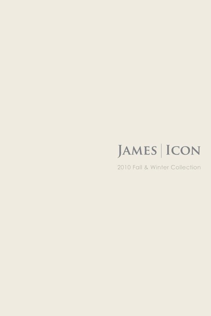 James Icon Lookbook 2010