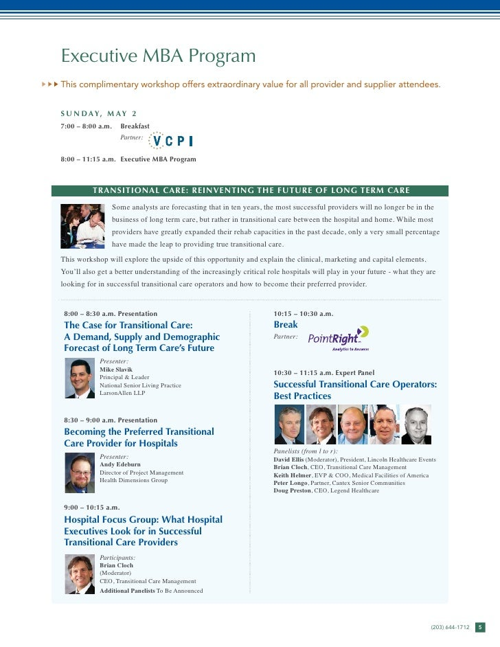 2010 LTC-100 Agenda