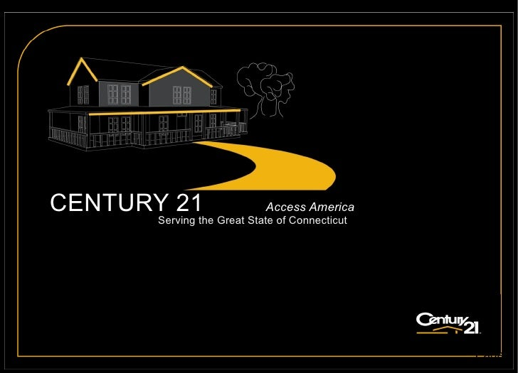 Market Plan Page  CENTURY 21  Access America  Serving the Great State of Connecticut