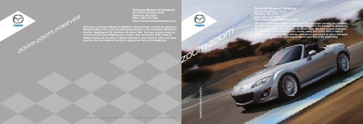 2010 Mazda MX5 Miata in Salisbury, MD