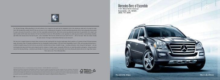 2010 Mercedes Benz GL Class San Diego