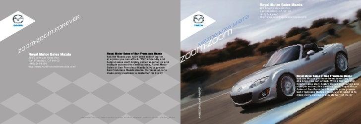 Royal Motor Sales Mazda                                                                                                   ...
