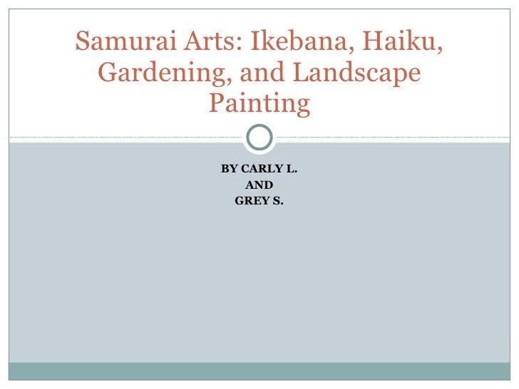 2010 P6 Samurai Arts