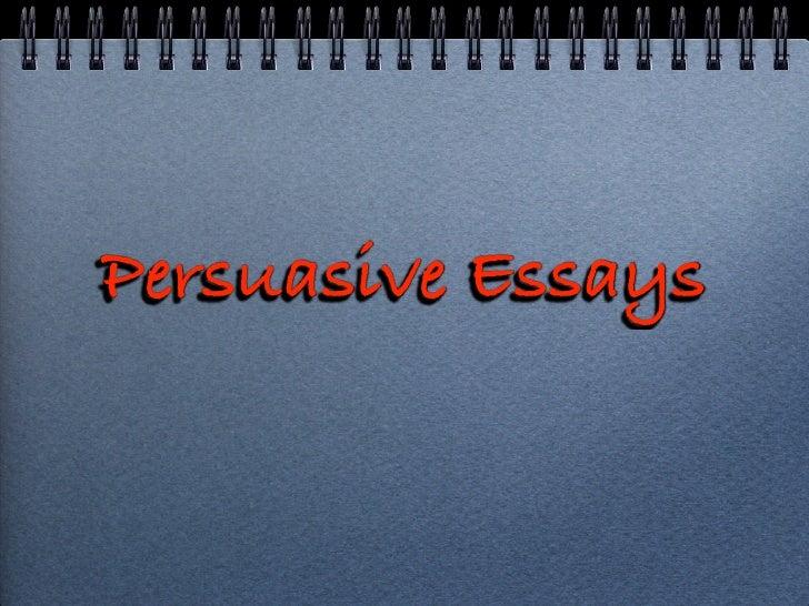 2010 persuasive writing key note