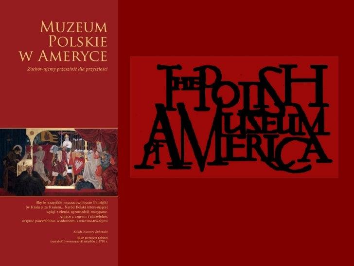 2010 PMA a Treasure Chest of Polonia's History Loyola University