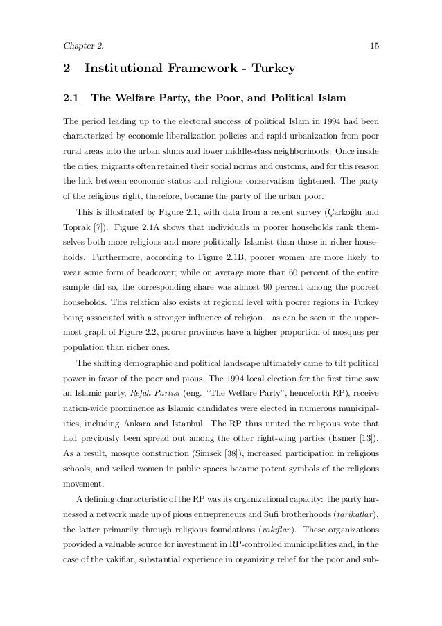 Political corruption essay