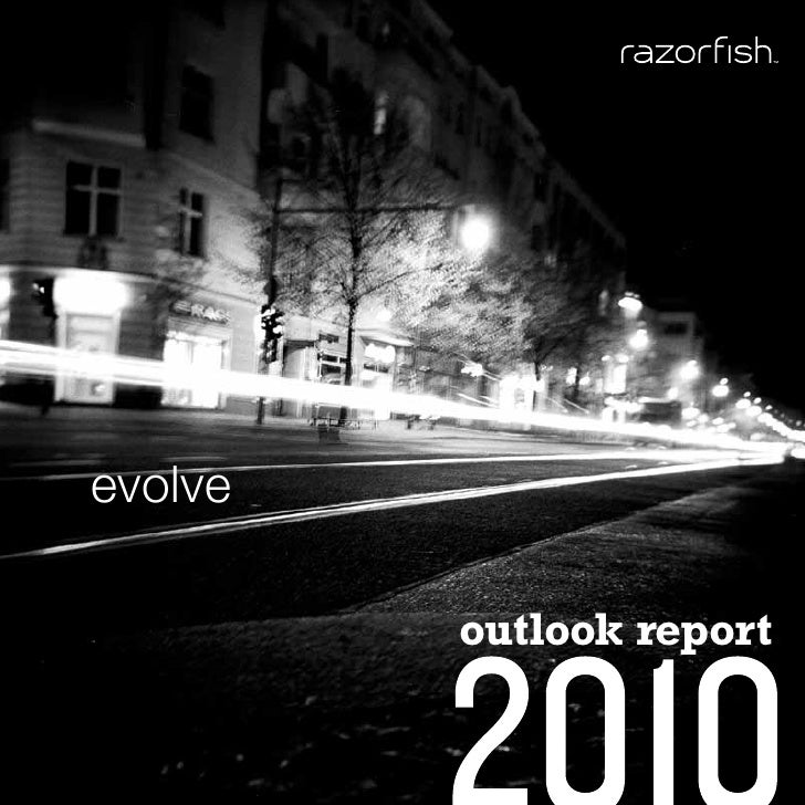 Razorfish Outlook Report 2010
