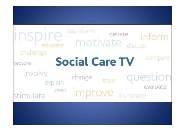 Social Care TV: case study of LGBT evidence
