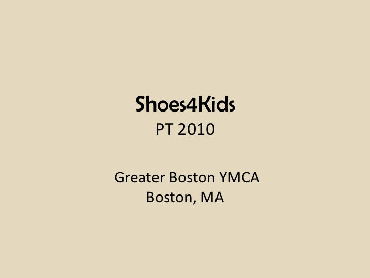 2010 shoes4 kids   greater boston ymca