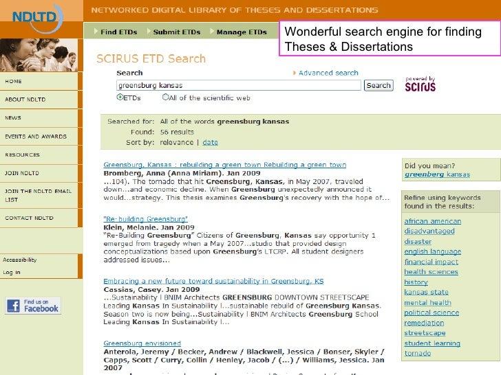 10 Best Dissertation Databases. Find Thesis or Dissertation