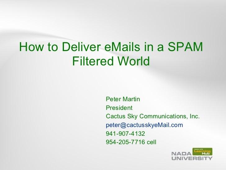 2010 Spam Filtered World Fv