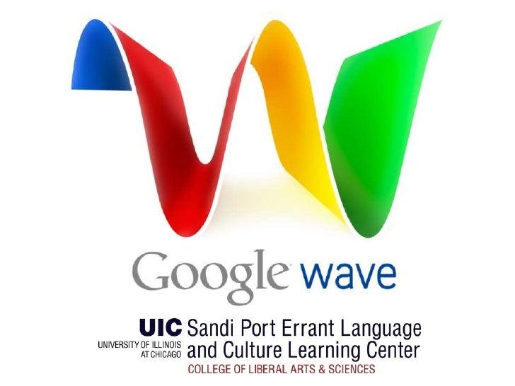 2010 Spring Google Wave Pres Simp Web2