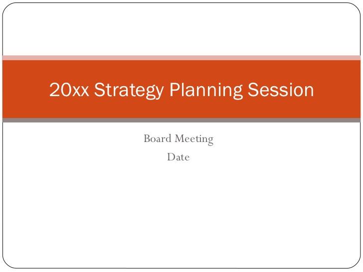 planning meeting agenda template .
