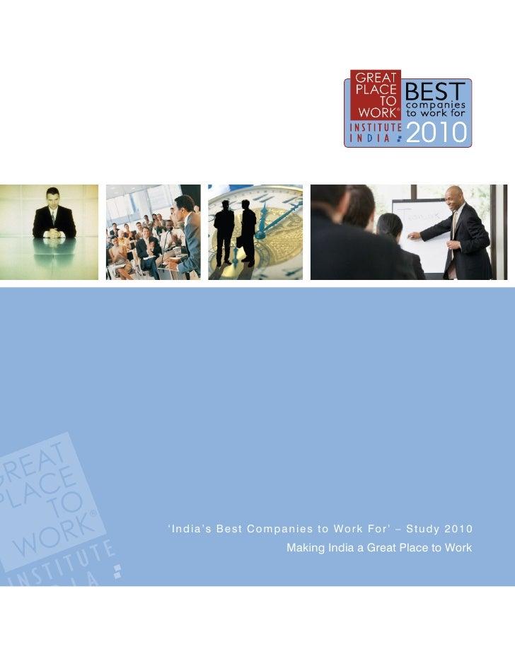 2010study Brochure