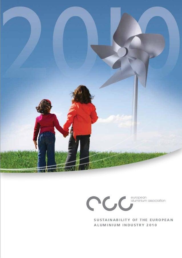 2010 sustainability of_the_european_aluminium_industry