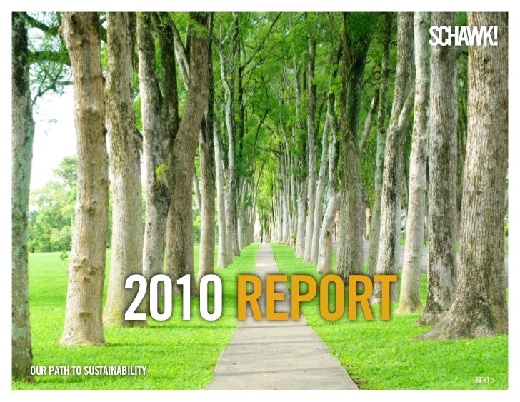 2010 REPORTOUR PATH TO SUSTAINABILITY                                  NEXT>