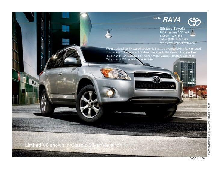 2010                                                                                  RAV4                                ...