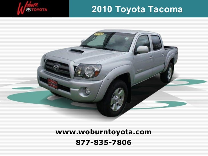 Used 2010 Toyota Tacoma - Boston