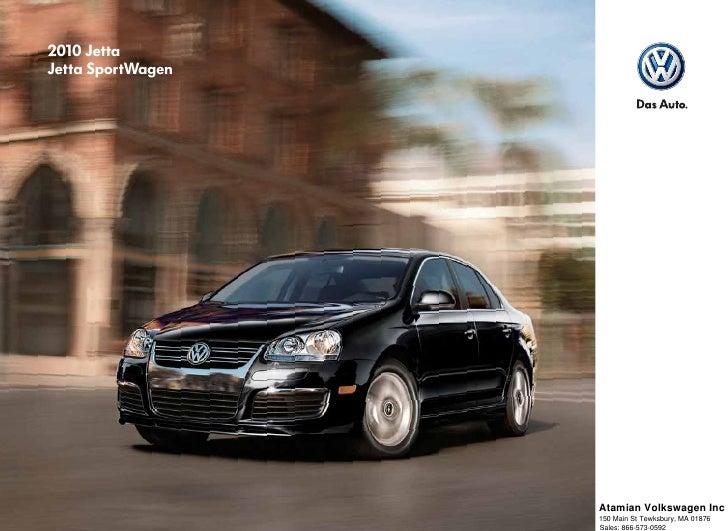 Atamian Volkswagen Inc 150 Main St Tewksbury, MA 01876 Sales: 866-573-0592