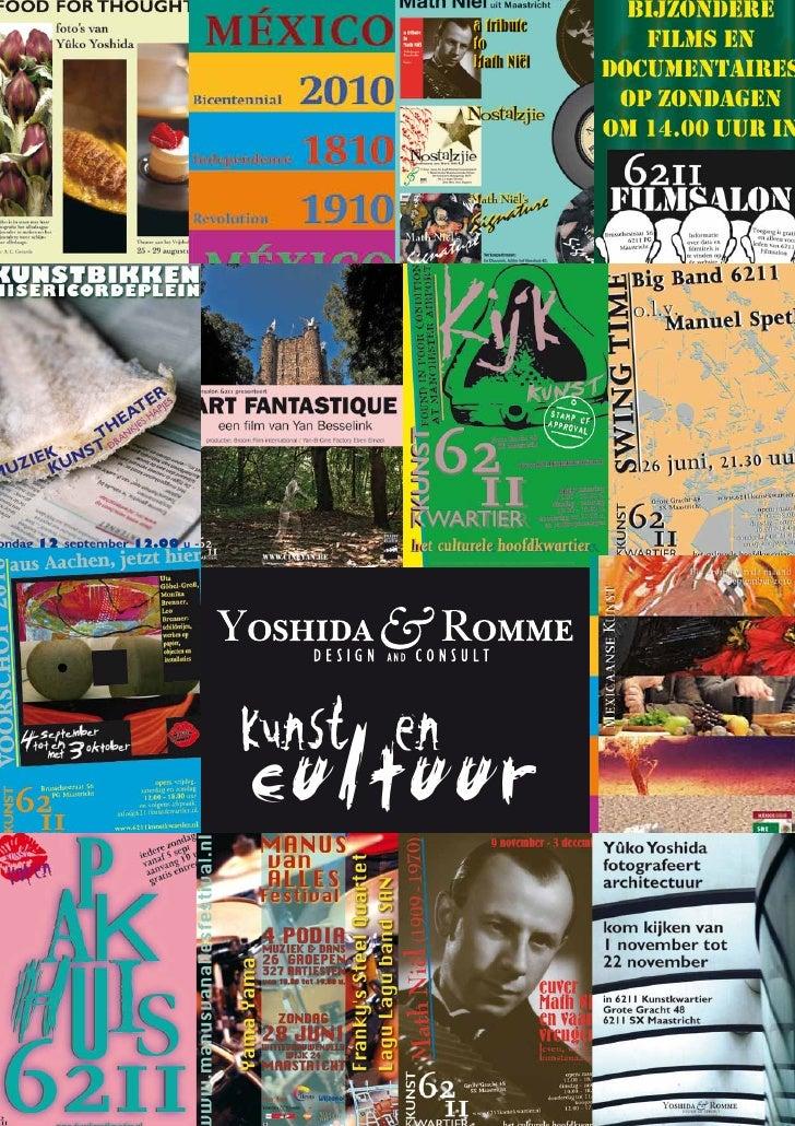 Yoshida & Romme kunst en cultuur
