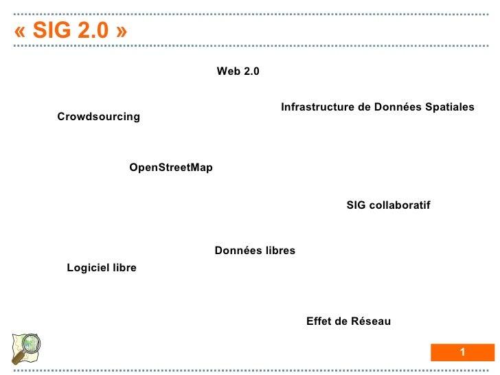 2011-01-20 OSM & SIG 2.0 @ Unimail