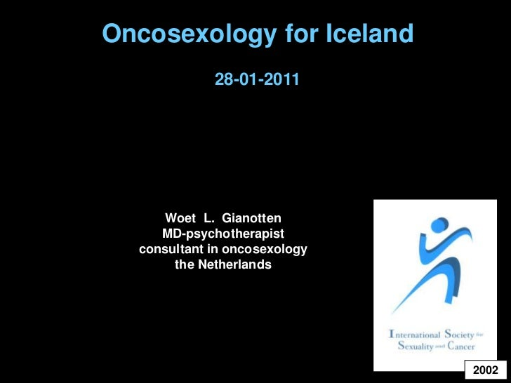 2011 01-28 reykjavik onco lecture