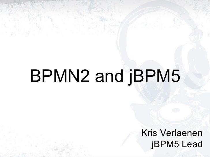 BPMN2 and jBPM5