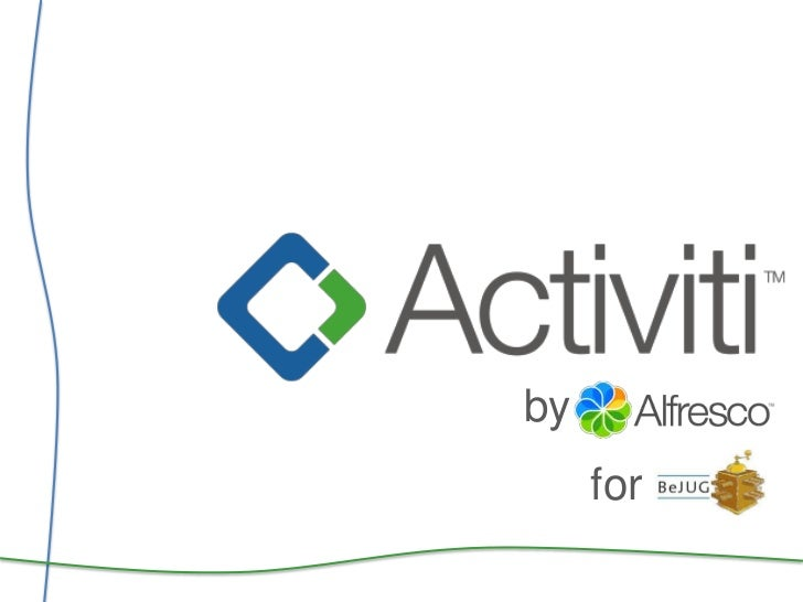 Bejug - Activiti in Action (part 1)