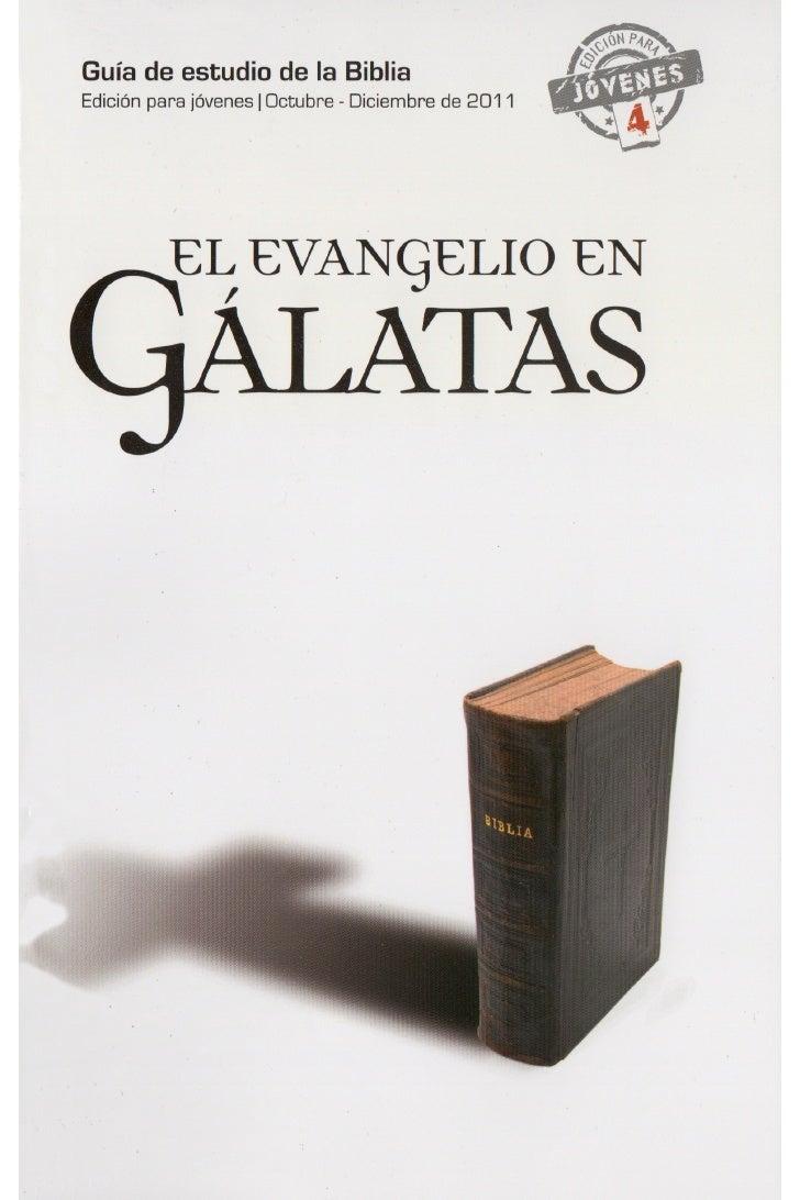 El evangelio            U         EL UNIVERSITARIO                                  en la Carta a los Gálatas             ...