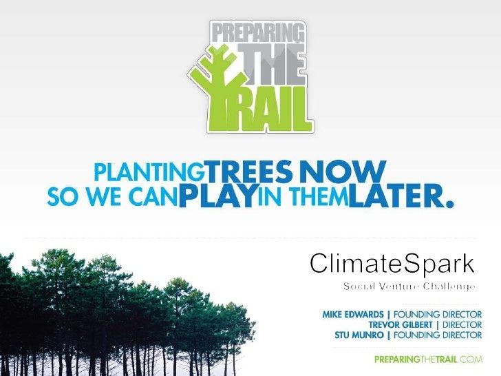 ClimateSpark<br />Social Venture Challenge<br />