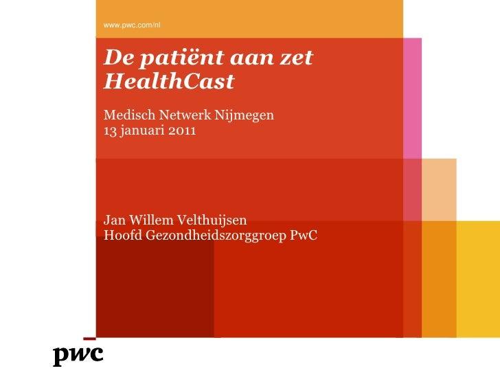 Medisch Netwerk Nijmegen Jan Willem Velthuijsen