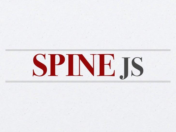 Spine JS