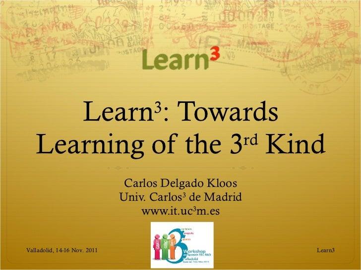 2011-11-14 learn3 cdk pres