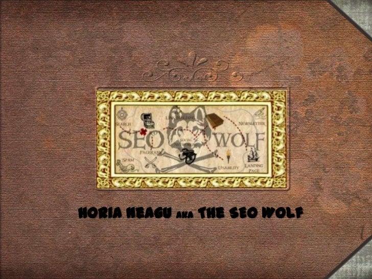 Horia Neagu Aka The SEO Wolf