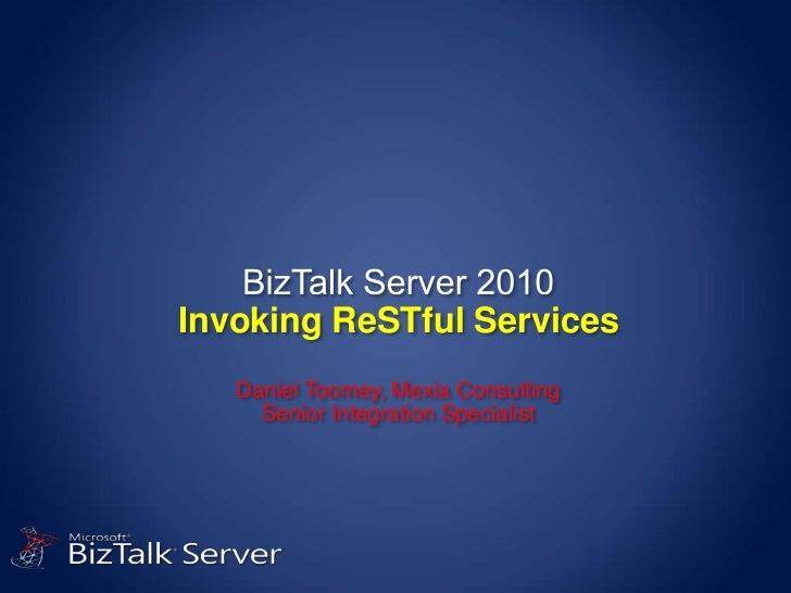 Consuming REST Services in BizTalk 2010