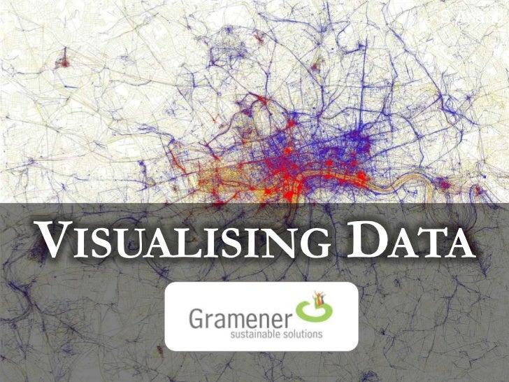 Visualising Data: ISB Solstice 2011