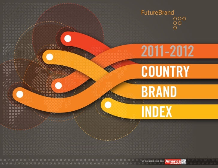 foroREAD. Mesa 2. 2011-2012 Country Brand Index
