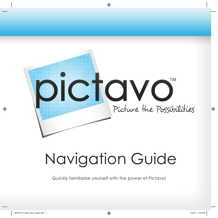 Pictavo Yearbook Software Guide