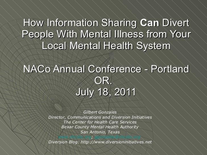 2011 7-17 na co information sharing portland or