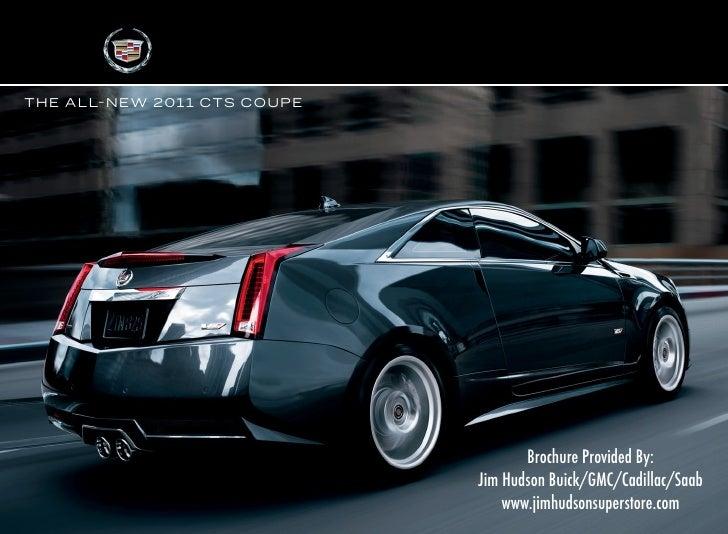 2011 Cadillac CTS Coupe Columbia South Carolina
